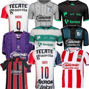 LIGA MX 2020 2021 Jersey de football San Lagunatos Queretaro FC Camisetas de Fútbol Club Deportivo Guadalajara Chivas Homme Kits Jerseys de football
