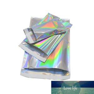 50Pcs Aluminum Foil Self Adhesive Packaging Bags Dustproof Craft Gift Electronics Packaging Pouches Supplies Bags