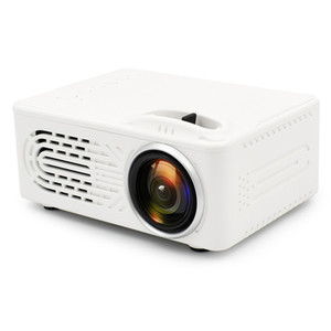 RD814 Mini Projector LCD Portable Projector RD-814 Home Theatre Cinema Multimedia LED USB Kids Child Video Media Player pocket home cinema