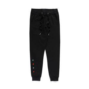 Moda Erkekler Spor Pantolon Yüksek Kalite Rahat Tüm Maç Çift Spor Pantolon Erkekler Baskılı Koşu Pantolon Boyutu M-2XL