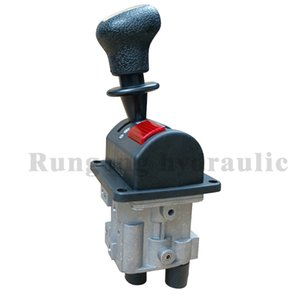 Dump Truck Lift Valve Pneumatic Control Same to HYVA Dump Truck Tipper Hydraulic System Handle Air Operated Camion