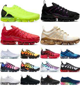 NIKE AIR MAX Mercuial tc erkek rahat ayakkabılar klasik ayakkabı artı tasarımcı tn siyah beyaz spor şok erkekler requin zeytin gümüş metalik kadın boyutu 36-46