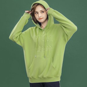 Hoodies Girl Pullover Autumn Winter Sweatshirt Fashion Casual Loose College Style Embroidery Hoodies Women's Sweatshirt