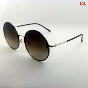 Goodr Round Meta Glasses Locs Donna Man UV400 Fullframe Decoloration Scolorimento Cycling Sunglasses Shades Designer