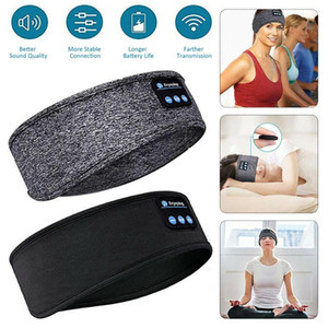 Wireless Bluetooth Stereo Headphones Running Earphone Sleep Headset Sports Sleeping Headband Music Eye Mask