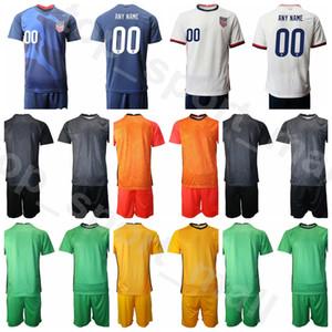 EUA goleiro gk futebol goleiro 1 tim howard jersey conjunto bill hamid 22 etan horvath 24 ashlyn harris esperança solo futebol camisa kits
