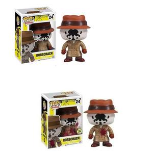 Funko Pop Watchmen Rorschach Figura Legible Model Toy