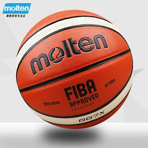 High quality Molten FIBA GG7X PU Leather Basketball All-Star Game indoor outdoor basketball Ball match Training ball Size7