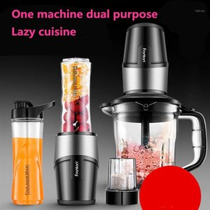 Multifunctional home cooking machine baby supplement machine meat grinder 220V 500W1