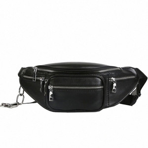 waist packs Sports outdoor bum Belt bag chain chest bag shoulder messenger men women fanny pack fashion purse secret stash e4Ia#