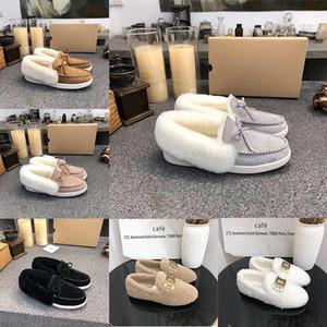 2020 mujeres clásicas clásicas mini navidad nieve botas de nieve de invierno botines botines tobillo corta damas chicas plataforma de lujo botines triple