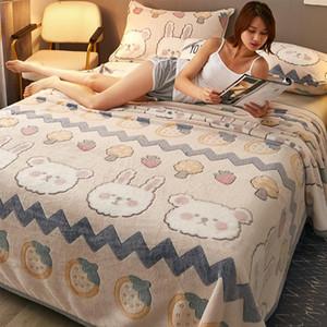 Super Microplush Microplush Fleece Quente Adulto Sofá Lance Cobertor Points ColorSpreads Capa na cama