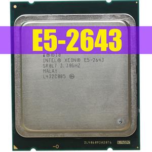 Intel Xeon OEM version cpu E5 2643 3.3GHz Quad-Core 10M Cache FCLGA2011 TPD 130W E5-2643 Original
