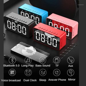 Bluetooth Speaker Super Bass VS Anker Soundcore 2 TF FM Support Portable Speaker For Phone Computer Alarm Clock With Micphone1