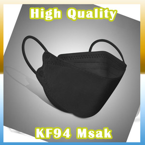 10 packs of willow leaf type protective air hygiene free shipping high quality KF94 adult children mask wholesale and retail welcome to buy