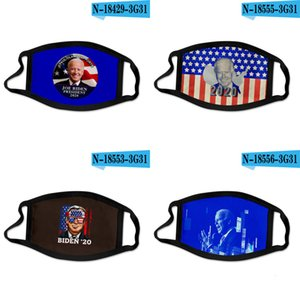 Maschere presidenziali 2020 DHL MASKRGVT POLYESTER POLYESTER Biden US Face Election Joe Designer Supporto transfrontaliero Custom Campaign NRBBE