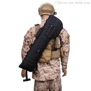 Caza al aire libre CP Molle Táctico Pistola Grip Táctica Barril Shotgun Scabbard Holster Bag Helling Rifle Funda