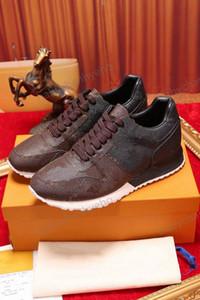 Yeni Moda Trend Ayakkabı Yuvarlak Kafa Kayışı İç ve Dış Deri Sneakers Erkekler ve Kadın Düşük Ayakkabı Boyutu 38-46 Takipçi