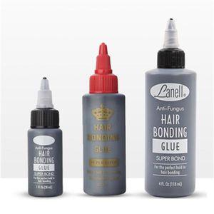 Factory Wholesale 1 Bottle 1 2 4oz Hair Bonding Glue Super Bonding Liquid Glue Private label