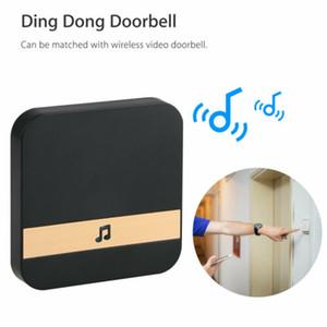 Smart Wifi Video Camera Camera Dingdong Receptor Porta Porta Porta Door Telefone Sem Fio Doorbell Receiver