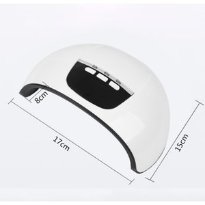 54w Nail Gel Lamp Lamp Led Nail Dryer With Lcd Display Nail Diy Manicure Tools Uv For All Gel Varnish Ice F sqcYYz comecase
