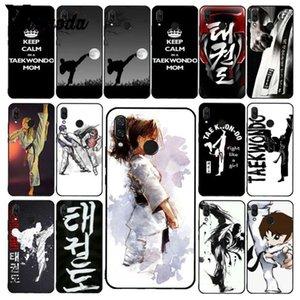 Yinuoda - чехол для мобильного телефона Taekwondo, Redmi Note 7, 8T, Redmi 5Plus, 6a, Note8, 4x, Note8Pro