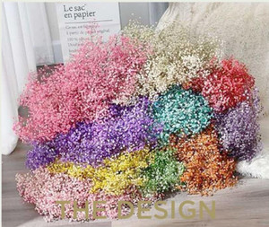 Decoration Flower Dried Flowers 2020 Christmas Gift Home Decoration Ornaments Artificial Flowers