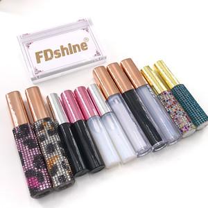 2021 New Arrivals 25mm Mink Lashes Glue Mink Eyelashes Glue Vendor Makeup Tools Wholesale Eyelash Extension Glue For Eyelashes