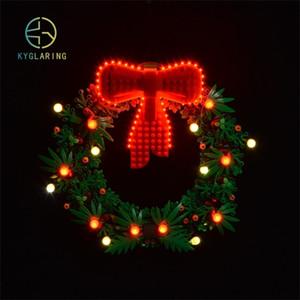 KYGLARING KIT LED LED KIT POUR SAISONNIAIRE 40426 Couronne de Noël Seule la lumière incluse) Q1121