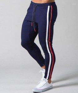 Mens Joggers Casual Pants Fitness Men Sportswear Tracksuit Bottoms Skinny Sweatpants Jogging Trousers Gyms Jogger Track Pants1