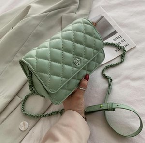 New Arrival Women Handbag Purses High Quality Flap Lady Shoulder Bags Plain Designer Crossbody Women Bag Ins Hot Selling Bag