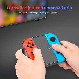 للتبديل مقبض قبضة joycon تحكم gamepad قوس حامل ل nitendo التبديل ns nintendoswitch الملحقات