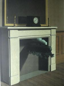 Rene Magritte Decoración para el hogar pintado a mano HD Pintura al óleo sobre la pared del lienzo Pictures de la lona del arte de la pared 210110