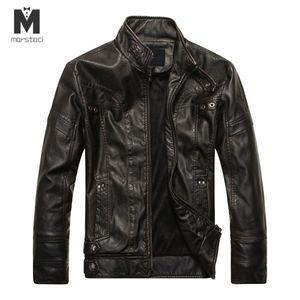 Marstaci 새로운 도착 브랜드 오토바이 자켓 남성 자켓 Jaqueta de Couro Masculina Mens 가죽 코트 C1120