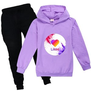 Winter Clothes Sets Halloween for Kids Unicorn Hoodies Likee Cute Cartoon Tops+Pants Girls Sports Suit Childrens' Jacket 201017