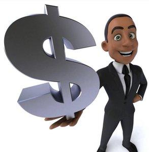Ordonnance mixte Personnaliser Postage Make Up La différence pour augmenter le prix Ajouter 1 USD