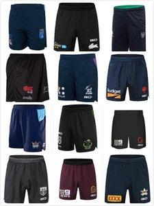 NRL 럭비 리그 유니폼 2020 Parramatta eEls Manly Canberra Cowboys Cronulla Sharks Knights Penrith Panthers St George Rugby Jersey 반바지