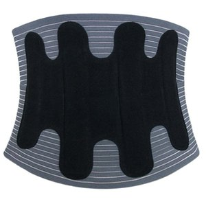 NEW-Back Support Belt, Waist Support, Back Support, Lumbar with Removable Pad and Steel Splint