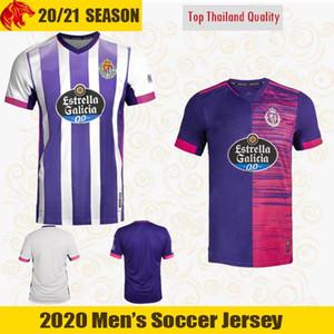 20 21 Real Valladolid CF Soccer Jerseys SERGI GUARDIOLA 2020 2021 OSCAR PLANO Valladolid R.ALCARAZ Camiseta de fútbol JAVI MOYANO Jersey