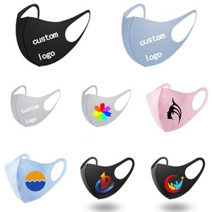 cotton DIY custom masks adult Mask protection face Mouth nose reusable washable fashion Anti-dust masks dust proof DHL fast delibne