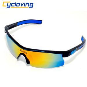Cycloving radfahren brille männer / frauen sonnenbrille eyewear tr90 brille set mtb mountainbike goggles q0119