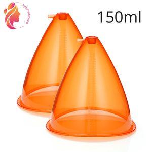 2021 NEW XL 150ML Cups Vacuu BBL Butt Lifting Breast Care Beauty XL Cups Lifting Spa Use