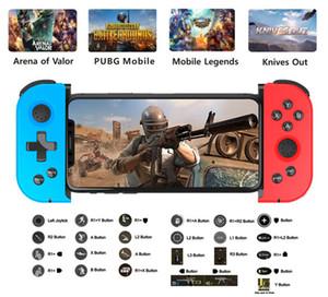 Drahtlose Bluetooth-Game-Controller Gamepad Joystick für Android IOS Handy Spiel Griff PC 3D-Spiele
