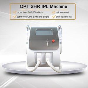 Máquina de remoção do cabelo do laser do IPL do bom efeito EULLE ALIO Cuidados da pele Opthless SRHless Beauty Máquina de rejuvenescimento da pele do IPL