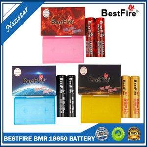 100% Original Bestfire BMR IMR 18650 Batterie 3100mAh 3200mah 3500mah 3500mah Rechargeable Lithium Vape Boîte Mod Batterie authentique avec emballage