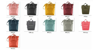 2020 New Outdoor Large Capacity Classic Nylon Shoulder Bag Fox Three Use Bag For Men And Women 20L