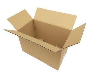 2021 Vendita calda Logistics Carton Aircraft Box Packaging Carton Cardboard Express Spostamento Cartone Commercio all'ingrosso imballaggio spedizione 29cm * 17 cm * 19cm