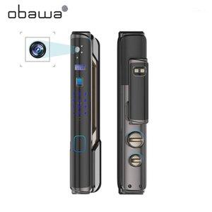 카메라 지문 암호가있는 오바와 얼굴 인식 잠금 장치 Screen1이있는 자동 얼굴 인식 전자 도어 잠금 장치