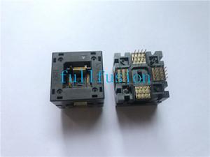 IC357-0484-078 Yamaichi IC Test Soket QFP48Pin 0.5mm Pitch 7x7mm soket yanmak