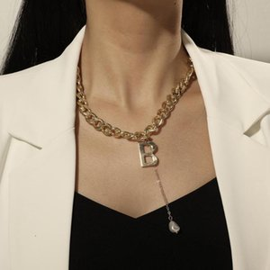 Fashion Multi Layer Love Pendants Necklaces For Women Gold Metal Heart Necklace New Design Jewelry Gift